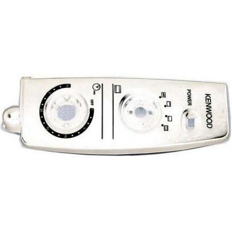 CONTROL PANEL FASCIA-WHITE - XRQ3062
