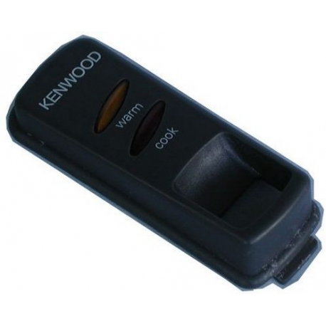 CONTROL PANEL+NEON ASSY-BLK - XRQ3791