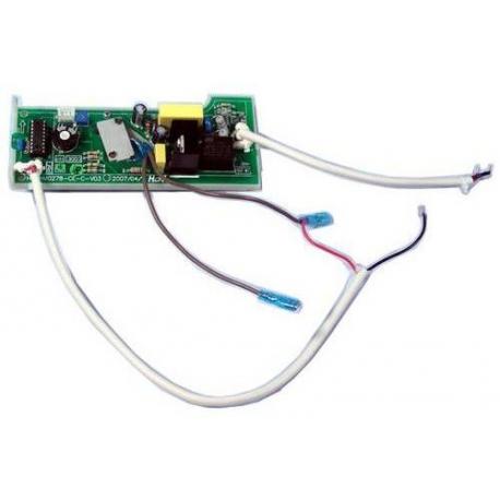 CONTROL PCB ASSY+LEADS ORIGINE - XRQ0037