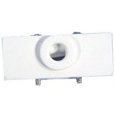 XRQ9855-CORD CLAMP ASSY WHITE. ORIGINE