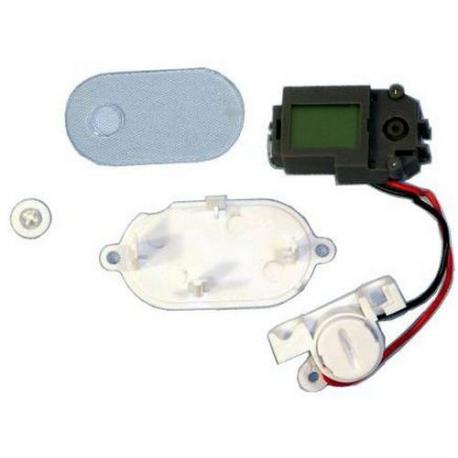ELECTRONIC CLOCK ASSY DF520 - XRQ3744