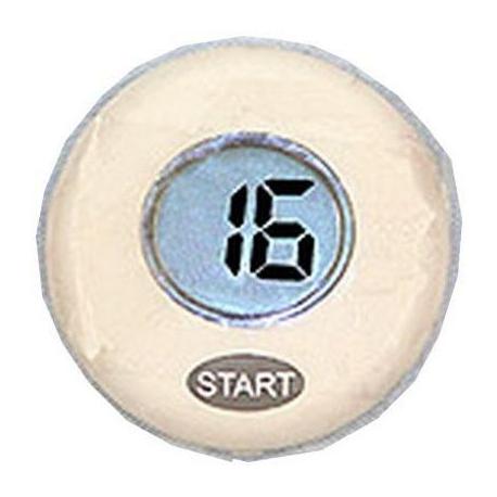 ELECTRONIC TIMER SILVER WF990 - XRQ4074
