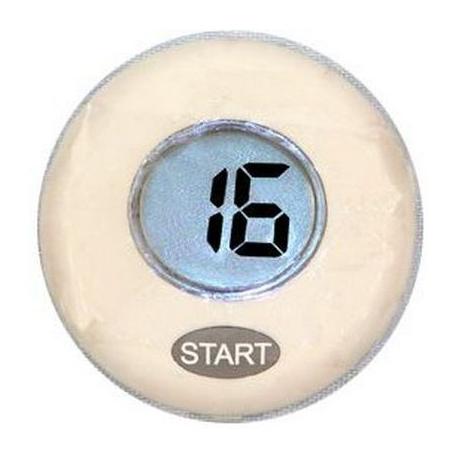 ELECTRONIC TIMER WHITE WF970 - XRQ3428