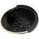 FILTER BASKET HOLDER-BLACK - XRQ3037