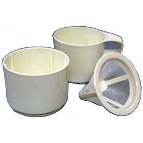 FILTER. HOLDER & CUP JK055 - XRQ2837