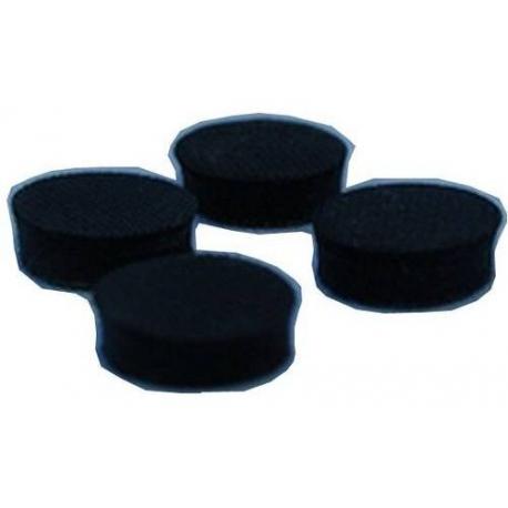 FOOT - BLACK (PACK 4) HG506 - XRQ3784
