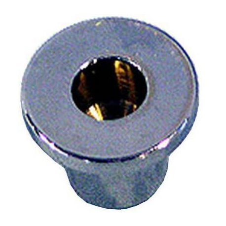 PIED CHROME PLAQUE OV351 ORIGINE - XRQ2915