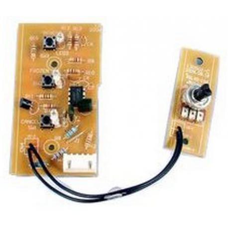 FUNCTION PCB &POTENTIONMETER - XRQ4289