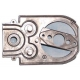 GEAR HOUSING ASSY-TWIN ORIGINE - XRQ0933
