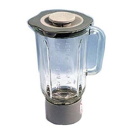 GLASS LIQ COMP WHITE TRIM - XRQ2208