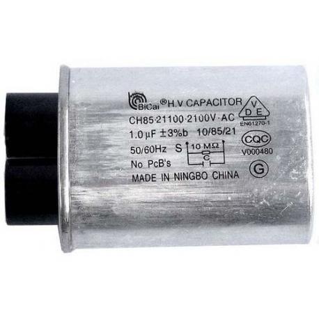 HV CAPACITOR 1.0MU ORIGINE - XRQ8841