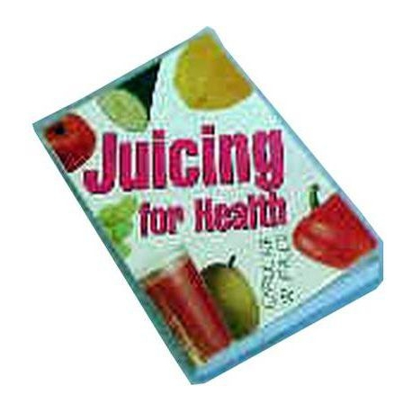 JUICING FOR HEALTH JE550 - XRQ0468