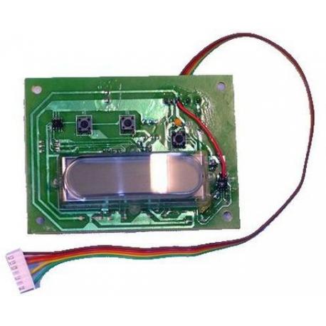 LCD DISPLAY PCB+LEAD CM475/485 - XRQ65559