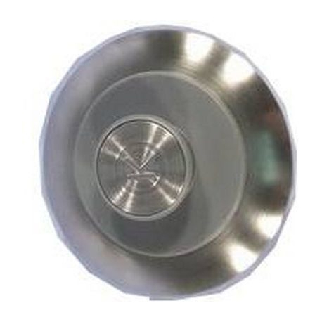 LID ASSY STAINLESS STEEL/GREY - XRQ65620