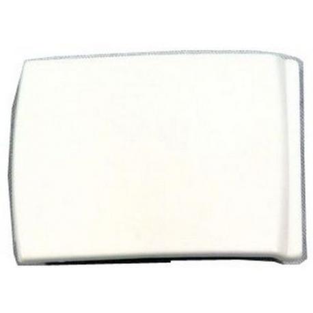 LID HINGE COVER WHITE BM210 - XRQ3815