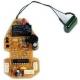 MAIN PCB ASSY + COMPACITOR - XRQ3096