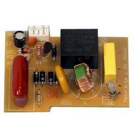 MAIN PCB ASSY CG600 ORIGINE - XRQ8791
