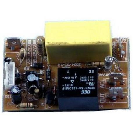 MAIN PCB ASSY CM665/CM685 - XRQ1319