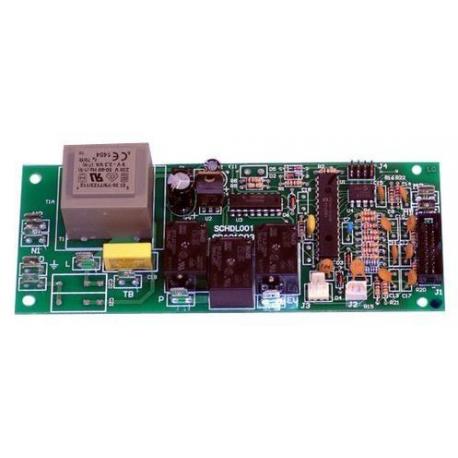 MAIN PCB ASSY ES630 ORIGINE - XRQ8700
