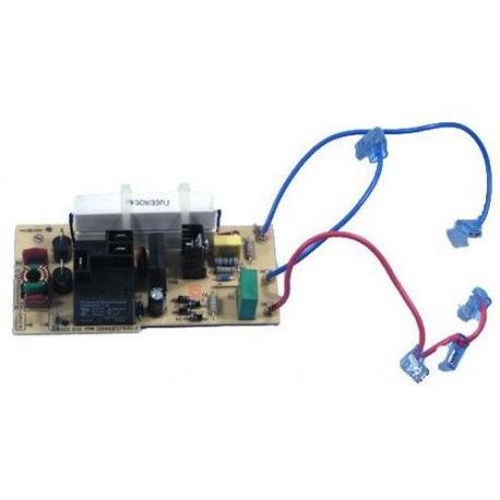 MAIN PCB ASSY JE750 ORIGINE - XRQ8744