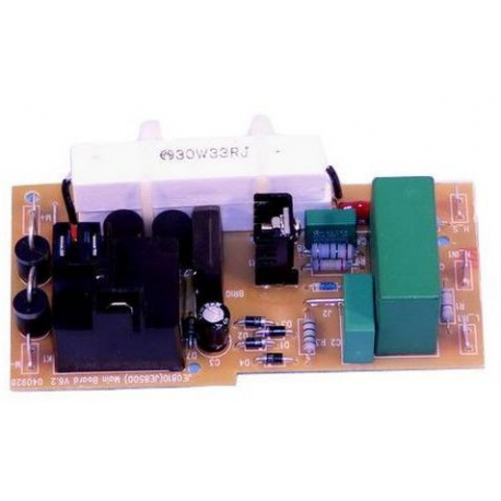 MAIN PCB ASSY JE810 ORIGINE - XRQ8717
