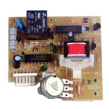 CARTE ELECTRONIQUE PRINCIPALE ET RELAIS IMPULSION ORIGINE - XRQ1200
