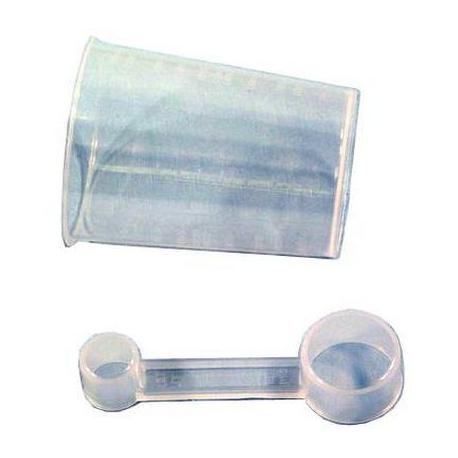 MEASURING JUG+SPOON BM250 - XRQ1330
