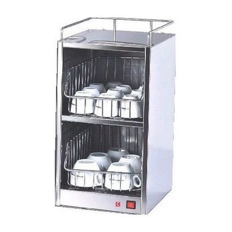 CHAUFFE-TASSE 200W / 230V 36 TASSES CAFE OU 24 TASSES - IQ7257