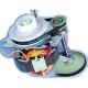 MOTOR ASSY COMPLETE - 240V - XRQ2965