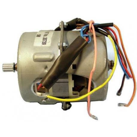 MOTOR ASSY COMPLETE 220/240V - XRQ4269