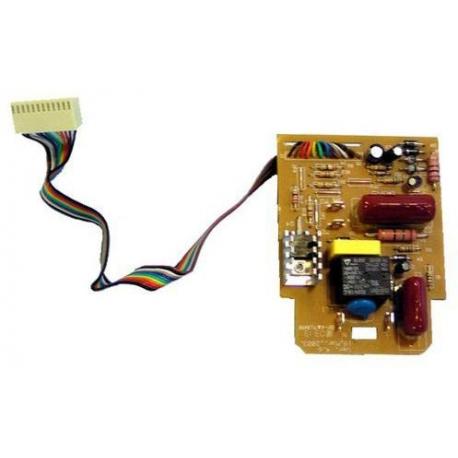 MOTOR PCB ASSY - 230V ORIGINE - XRQ9555