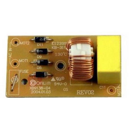 MOTOR PCB CL428 ORIGINE - XRQ7660