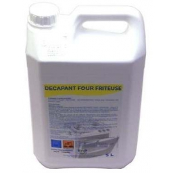 DEGREASER 5L OVEN / FRYER ROTISSOIRE AND OTHER GREASE