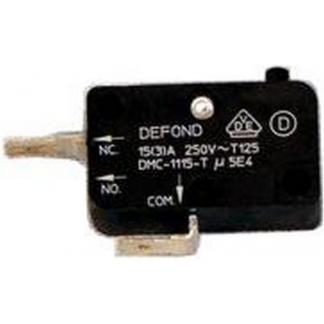 ON/OFF SWITCH MICROSWITCH - XRQ2281