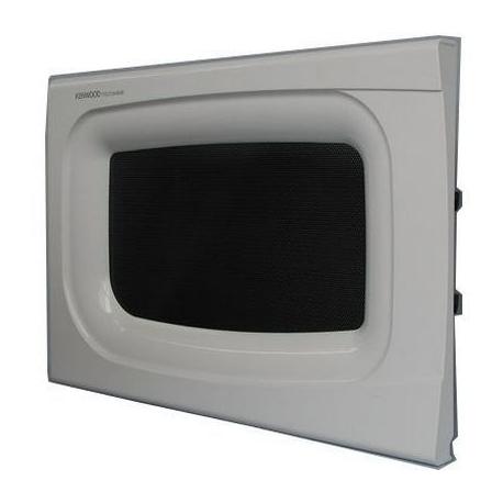 OVEN DOOR COMPLETE - WHITE - XRQ3925