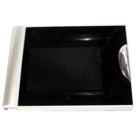 OVEN DOOR COMPLETE GREY ORIGINE - XRQ1858