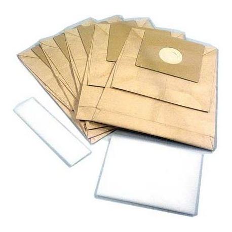 PAPER DUST BAG 5PK+ FILTERS - XRQ4602