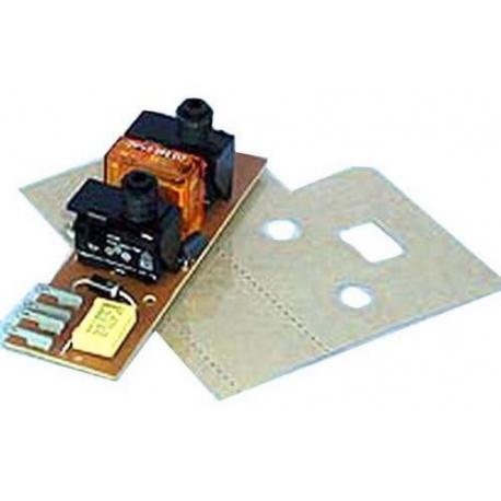 XRQ8922-CARTE ELECTRONIQUE ET ISOLANT 110V ORIGINE