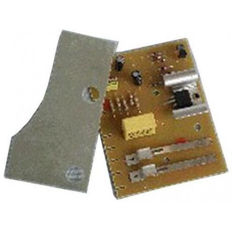 PCB ASSEMBLY & INSULATOR FP560 - XRQ4360