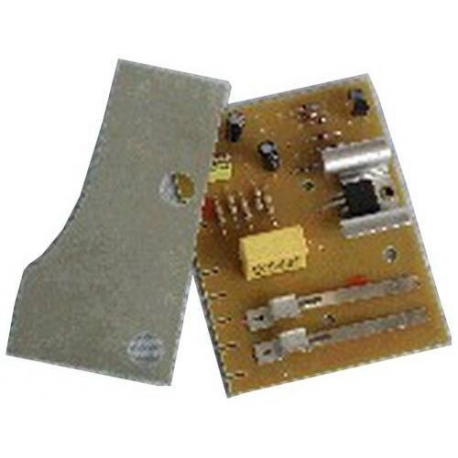 PCB ASSEMBLY+INSULATOR ORIGINE - XRQ0986