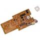 PCB ASSY + RETAINER TT635 - XRQ1350