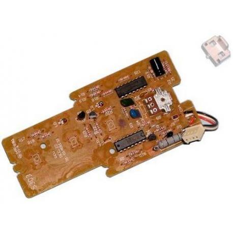 PCB ASSY + RETAINER TT760 - XRQ1351