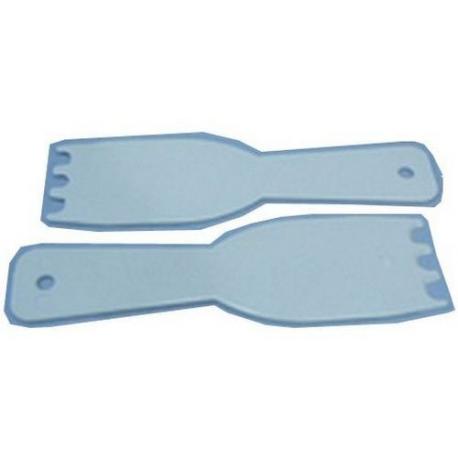 PLATE SCRAPERS (PACK 2) HG506 - XRQ4953