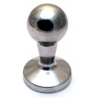 TAMPER WITH COFFEE ALUMINUM Ø56MM