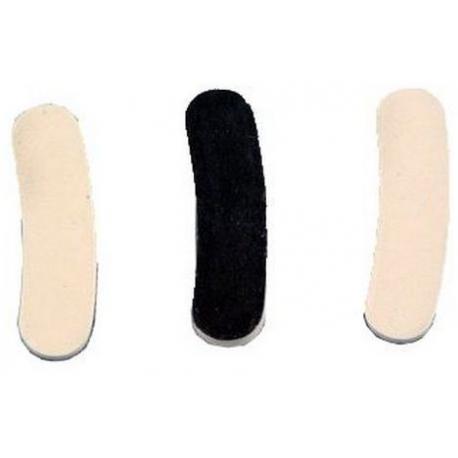 POWERBASE FOOT WHITE 3PK JK941 - XRQ65515