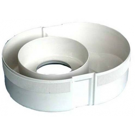 PULP CONTAINER (WHITE) ORIGINE - XRQ9711