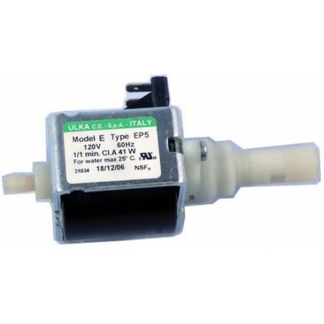 PUMP ASSY 120V IC750/850 - XRQ1670