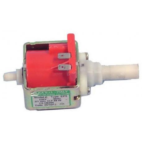 PUMP ASSY COMP 230V ESP100-107 - XRQ65527
