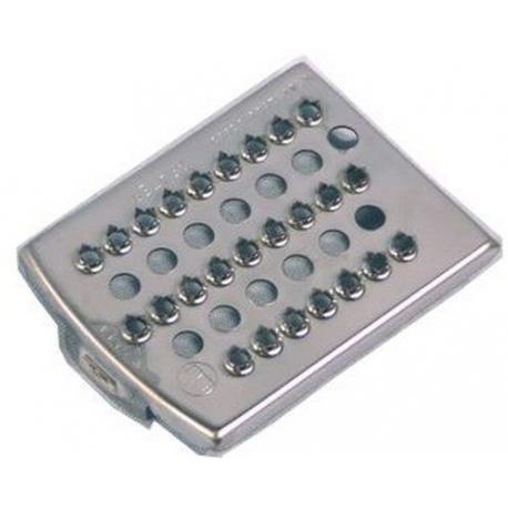 RASPING PLATE E FP770/FP776 - XRQ3836