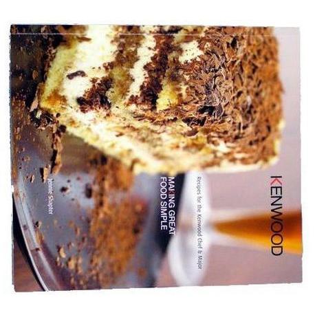 RECIPE BOOK - CHEF/MAJOR ORIGINE - XRQ2660